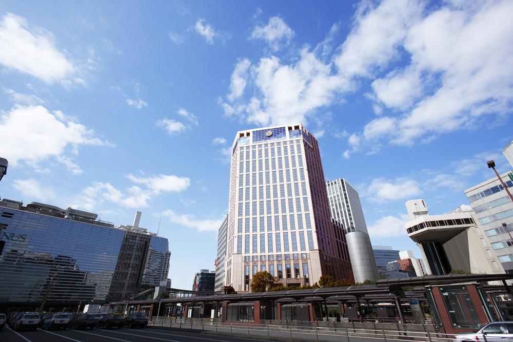 横浜ベイシェラトンホテルの特徴