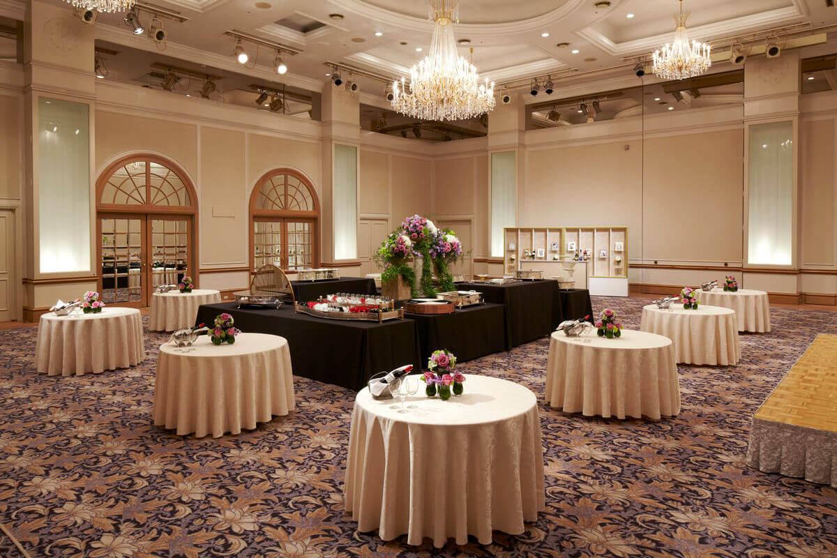 第一ホテル東京_ラ・ローズ